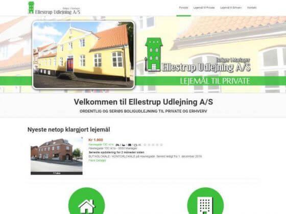 www.ellestrup-udlejning.dk