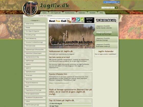 www.jagtliv.dk