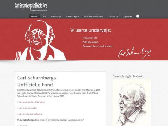 www.carlscharnbergsuofficiellefond.dk